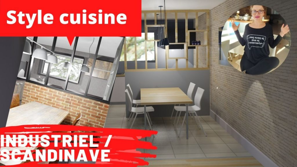 cuisine style industriel cuisine style scandinave