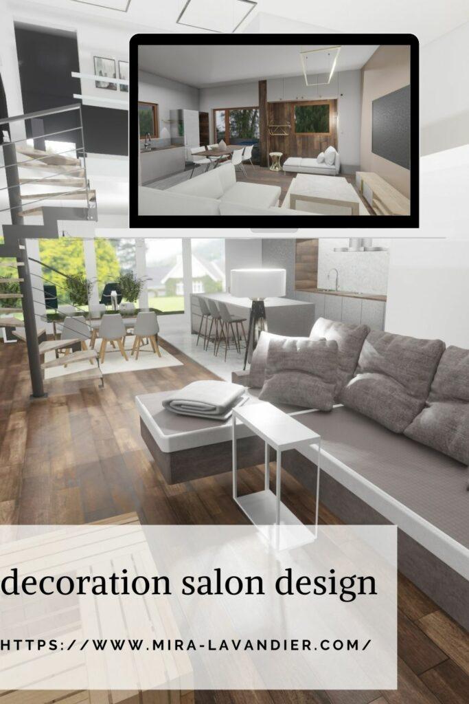 appartement duplex design