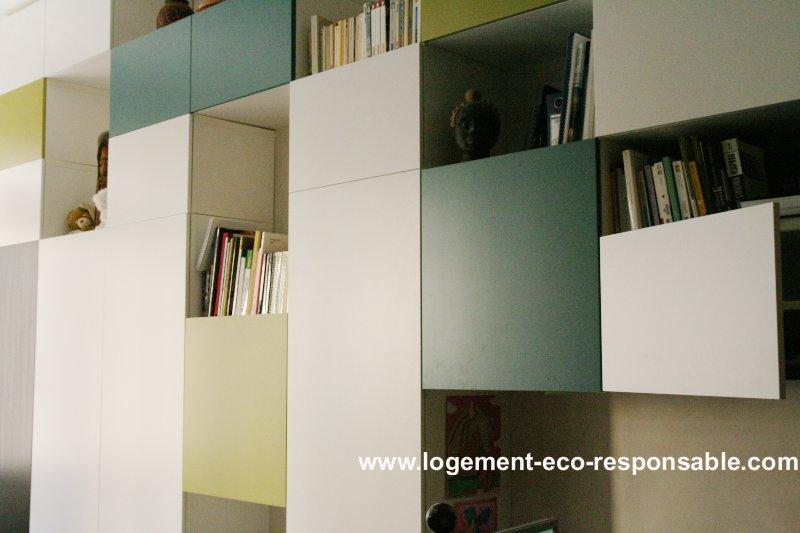 Rangement sur mesure for Construire un meuble de rangement