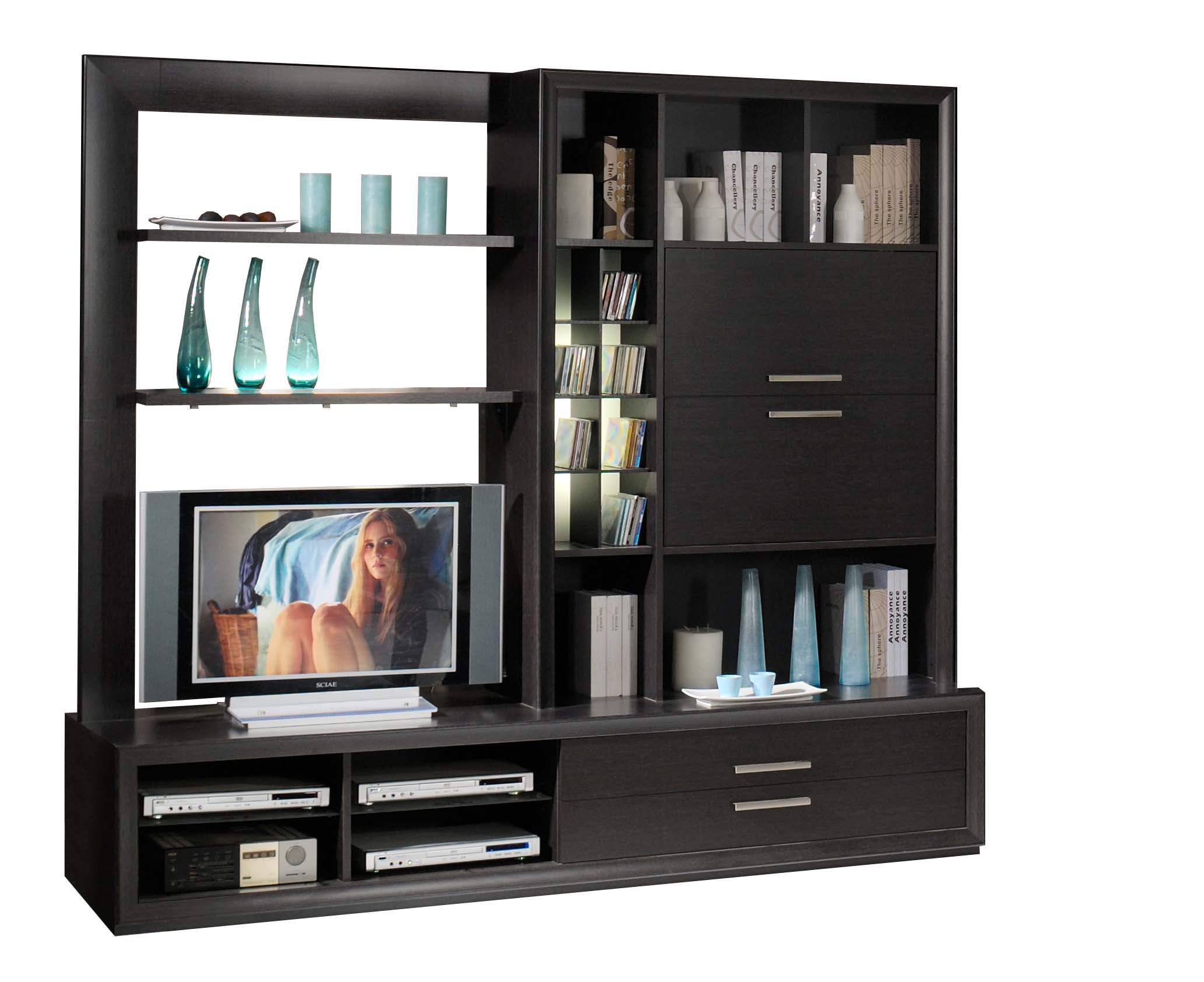 meuble tv. Black Bedroom Furniture Sets. Home Design Ideas
