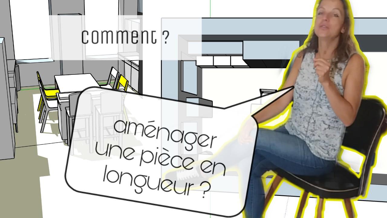 Comment Aménager Une Salle De Bain Tout En Longueur parlons de l'aménagement de pièce en longueur [ou plan en