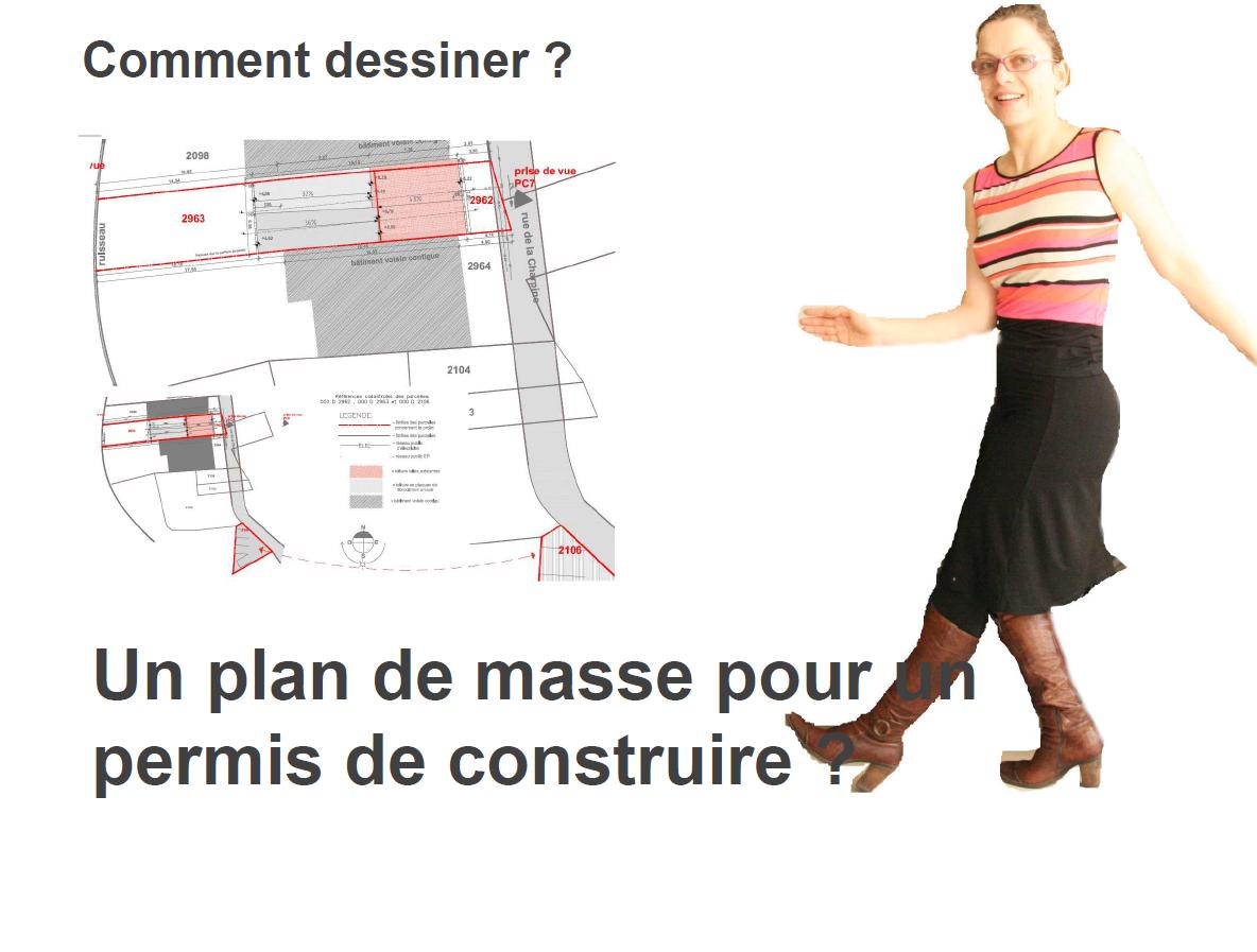 Comment faire un plan de masse