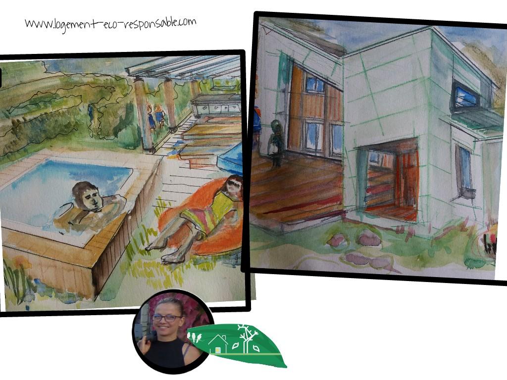 3 id es d am nagement de jardin pour am liorer le confort d t. Black Bedroom Furniture Sets. Home Design Ideas