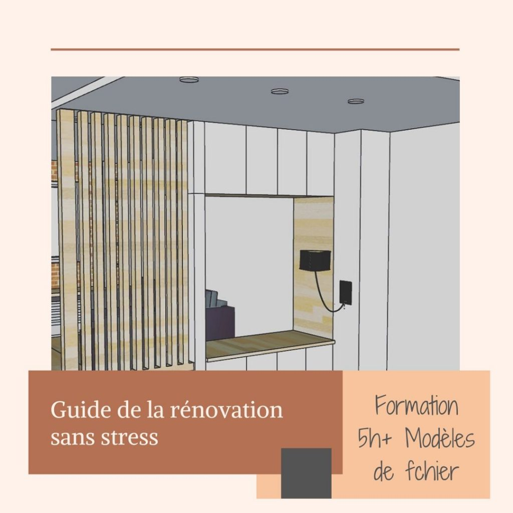guide renovation maison pdf excel